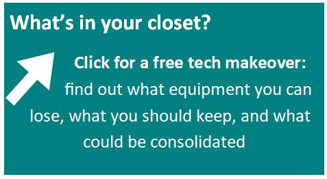 Free tech consultation