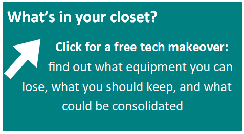 Free tech consultation