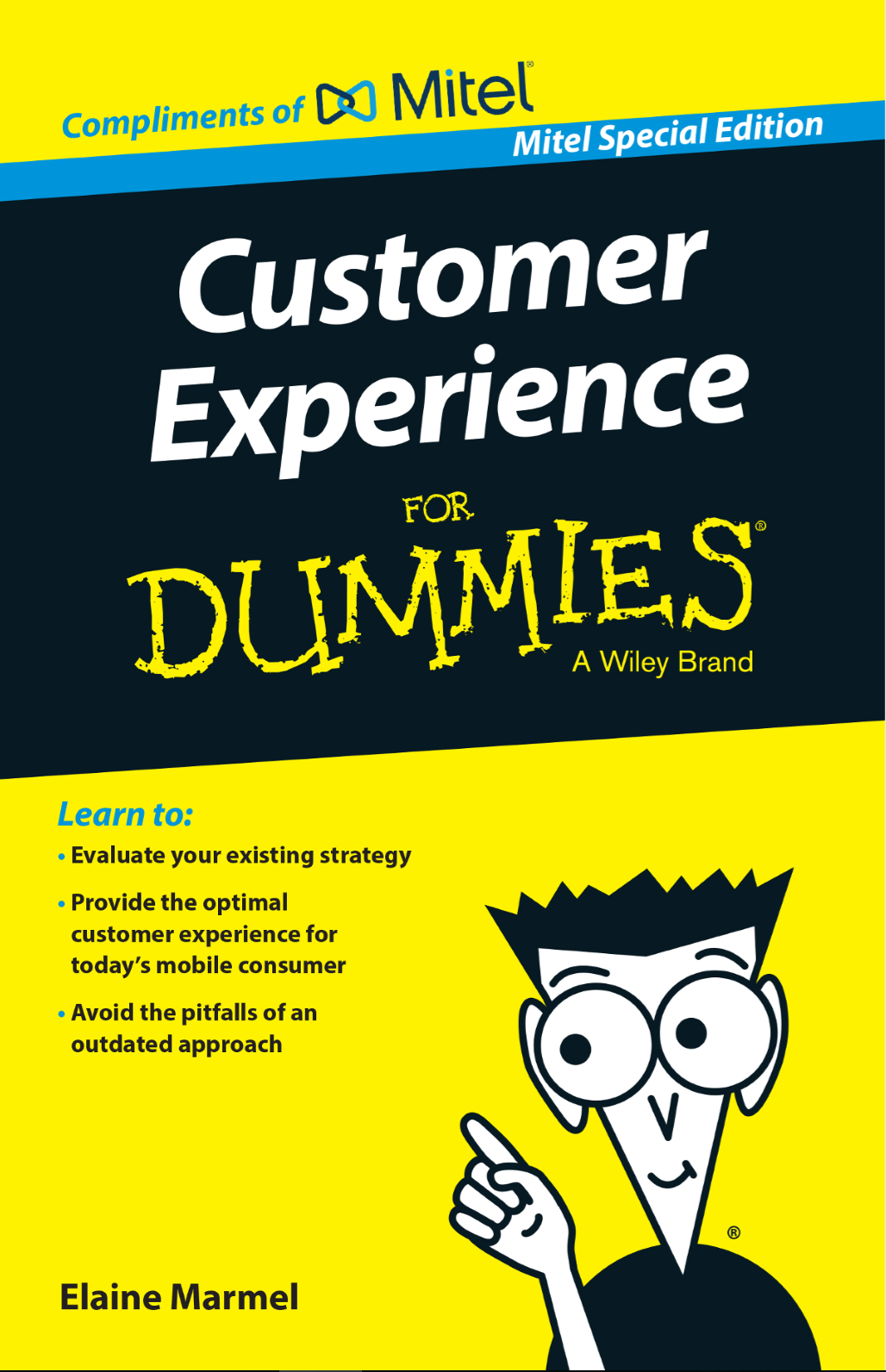 Mitel Customer Experience for Dummies Guide