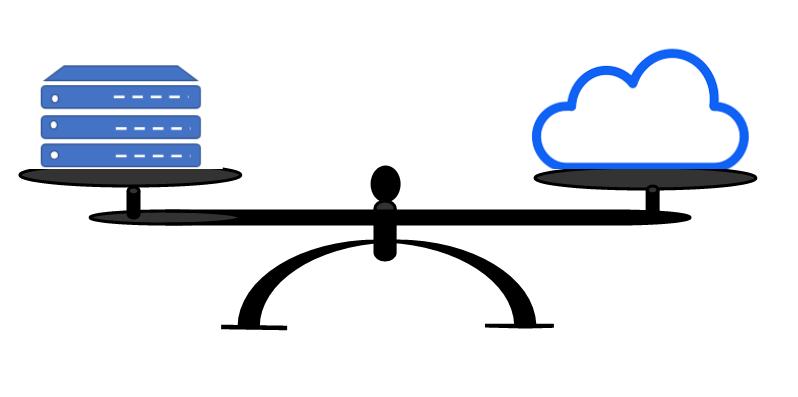 weighing cloud vs hardware