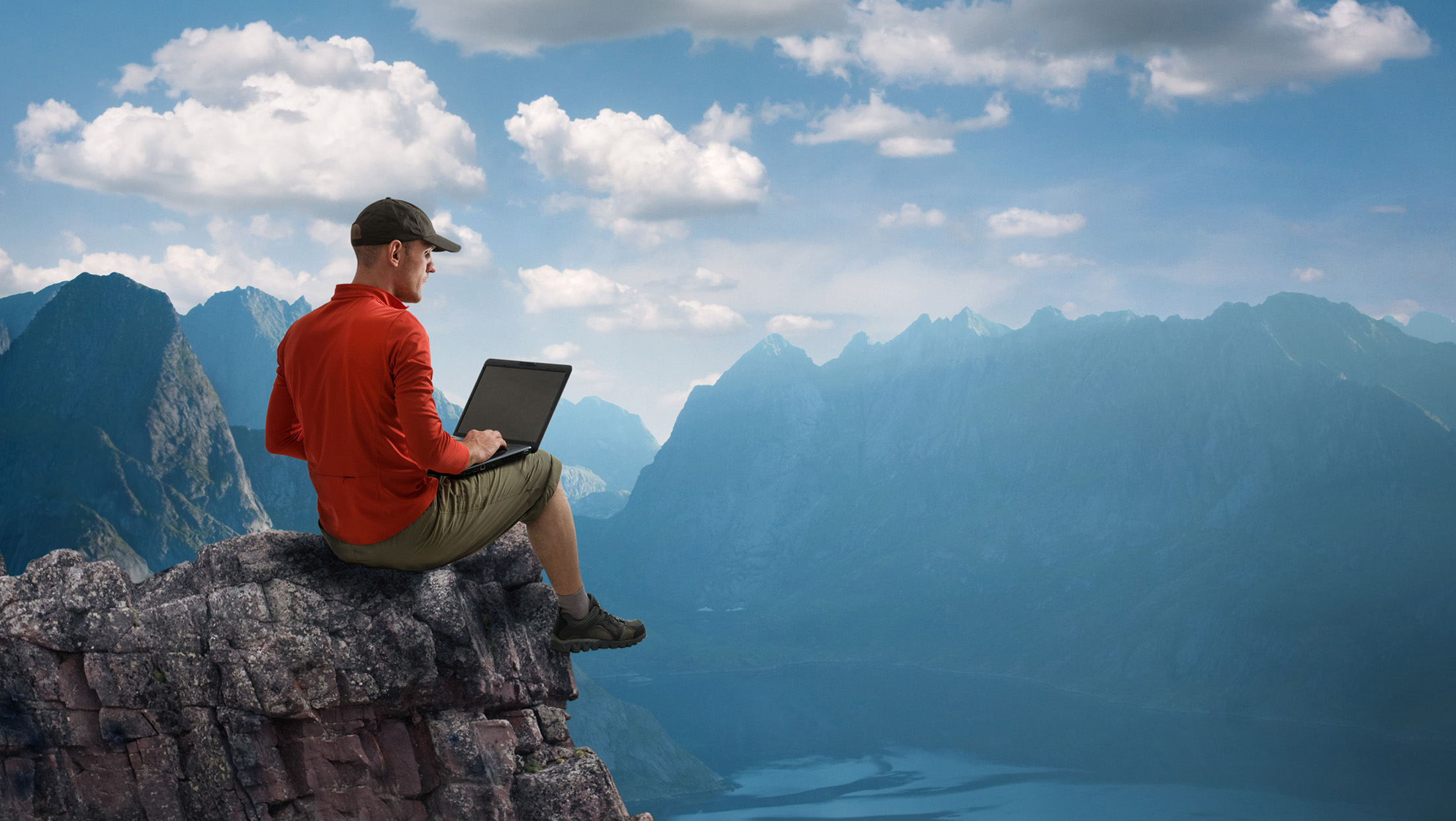 Command your business from anywhere